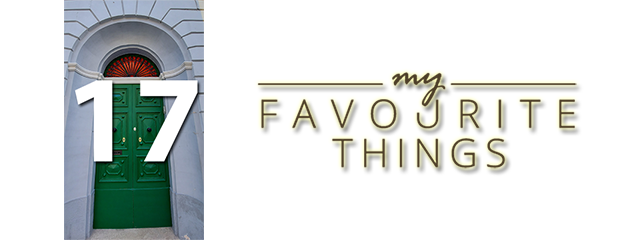 17_Xmas2020_MyFavouriteThings_Cover