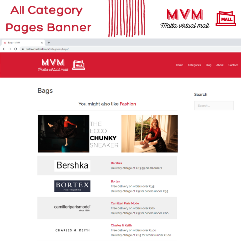 Advertise With Us - All Category Pages Banner - MVM
