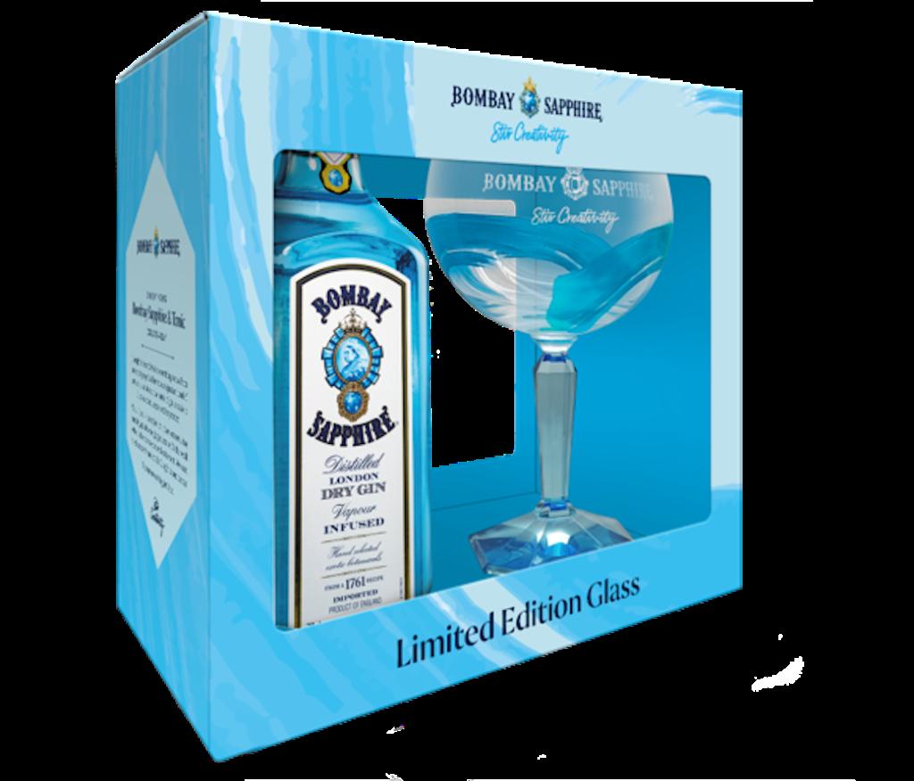 Bombay Gin Gift Set