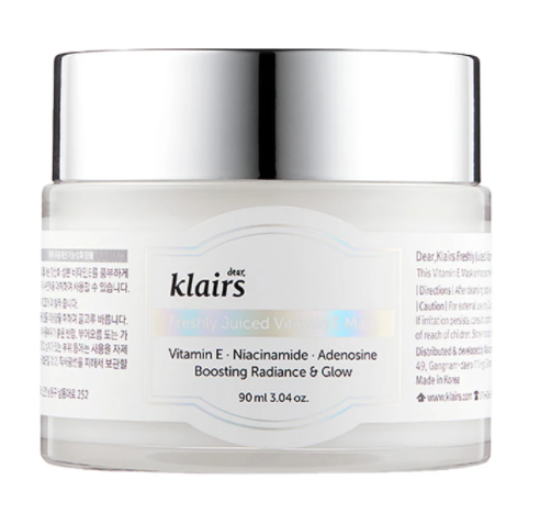 Klairs-Freshly-Juiced-VItamin-E-Mask